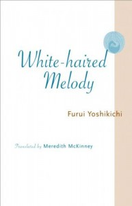 white haired melody